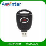 Bastone di plastica del USB di tasto dell'automobile dell'azionamento dell'istantaneo del USB di memoria Flash USB3.0