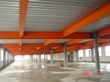 SGS Certification를 가진 가벼운 Steel Structure Building