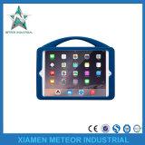 Cas électronique personnalisé de couverture en caoutchouc de silicones de produits de modèle pour la tablette PC