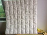 3D XPE Faux-Backsteinmauer-Papier/Panel für Innenhauptdekoration