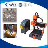 Maquinaria para madera CNC Alumnium Jade grabado de metal