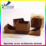 Expositor/elegante caja de papel/ Caja de regalo para Cosmética