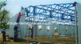 Modular/móvil de acero/prefabricado/prefabricaron el edificio vivo por encargo