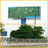De reclame van Aanplakbord van de Reclame Trivision het OpenluchtUnipole (BT-bi-003)