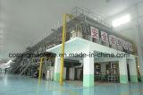 Múltiple de alta velocidad de Fourdrinier Secador de camisa de prueba de la máquina de fabricación de papel