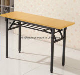 Mesa dobrável formação retangular mesa de conferência mesa dobrável formação de estudantes de Escritório (M-X3208)