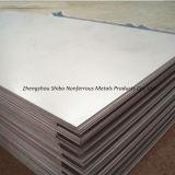 Fábrica de placas de tungsténio de 99,95%, placas de tungsténio Melhor Preço/Folhas de tungsténio