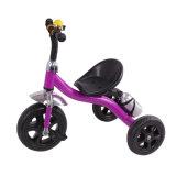 新しいモデルの三輪車の子供三輪車