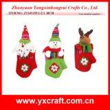 Décoration de Noël (ZY11S121-1-2-3) Ornement de doux de noël ornement des arbres de Noël Noël Don Angel Santa Bonhomme de neige à Rennes
