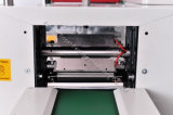 Peça de Rotação Horizontal Automática tecido úmida da máquina de embalagem