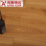 12mm Silk Surface (V-Groove) Laminate Flooring (AY1704)