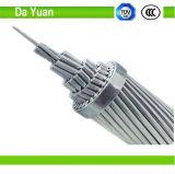 Оголите 12/7 95/55 алюминиевых проводников ACSR усиленного сталью