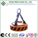 Grúa Steel Scrap Magnet para Handling Scrapped Steels
