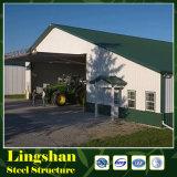Os projetos industriais da vertente do baixo custo/pré-fabricaram o armazém de armazenamento