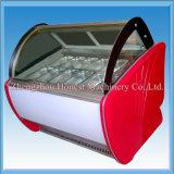 Стойка индикации мороженного охлаждения на воздухе с низкой ценой