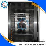 Более холодная холодная витрина индикации комнаты замораживателя
