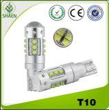 12V 80W 백색 LED 차 빛