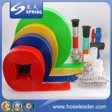 Шланг высокого PVC давления и прочности/положенный плоский шланг