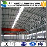 Costruzione chiara della struttura d'acciaio della Cina per l'ufficio del gruppo di lavoro del magazzino