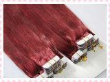 Оптовые цены на Виргинских Бразилии удлинитель волос двойные для стрижки волос на добавочный номер