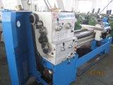 Lunghezza 1000mm 1500mm 2000mm del centro del foro di asse di rotazione del tornio di CD6250b Tornos 62mm