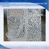 Dekoratives Metallketten-Tür-Vorhang-/Edelstahl-dekoratives Ineinander greifen (Fabrik)