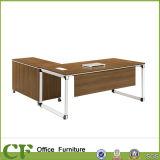 粉のコーティングの管理表の支配人室の机