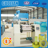 Machine d'enduit moyenne de ruban adhésif de productivité élevée de Gl-500e