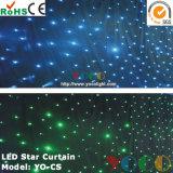 Свадьбу на фоне / LED Star Vision шторки / светодиодный занавес лампа