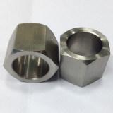 Pièces de usinage de précision de pièce de commande numérique par ordinateur anodisée non standard d'acier/laiton/automobile en aluminium