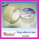 Impressão do projeto da impressão da oferta e pressão - tipo adesivo sensível fita transparente de BOPP