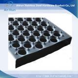 Perforated металл для противоюзовой плиты