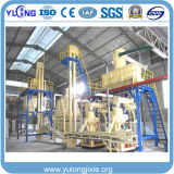 Yulong 2-3 Ton/Hourの木製の餌のプラント