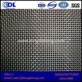 Rete metallica tessuta del quadrato della tela metallica degli ss 316