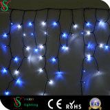 230V de Lichten van het Koord van LEIDENE Chritmas van de Ijskegel met Ce- Certificaat