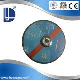 Ruedas de corte Pegado de resina de fibra disco Dy 41A-180X2X22