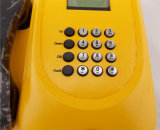 2015의 잘 고정된 GSM Outdoor Public Payphone (KT1000 (52W))