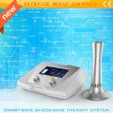 A onda de choque mais quentes de dor física aliviar o equipamento de terapia de choque