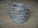 電流を通されたとげがあワイヤー(工場ISO9001)
