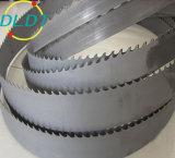 Dldt-6000 Turtle Back Lâminas Bandsaw dentes grossos de Corte do tubo e ligas de aço