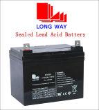 12V35ah Gel Solar UPS Bateria para cadeira de rodas