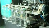 Máquina que moldea de 6 cavidades del animal doméstico del soplo automático lleno de la botella