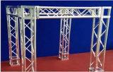 Напольный большой Spigot DJ освещения ставит ферменную конструкцию винта выставки