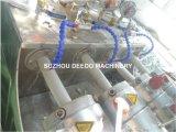 Linha de produção da tubulação do PVC quatro do plástico