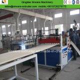Produzione dell'espulsore dello strato/mattonelle del tetto dell'onda del PVC che fa macchina