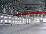Estructura de acero prefabricada del palmo grande para el almacén (SP)