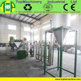 El reciclaje de residuos de plástico polietileno POLIPROPILENO PVC Pet botella de PE de PC de la Línea de lavado