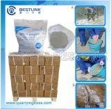 Aufbau-Demolierung und Stein-Steinbruch-ausdehnender Mörtel
