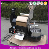 Asador eléctrico del café de la máquina de la asación del café del calor del gas