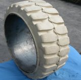 Festes Forklift Tire für Press auf Design